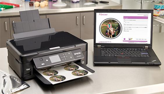 PhotoCake Technology for Cake Decorations