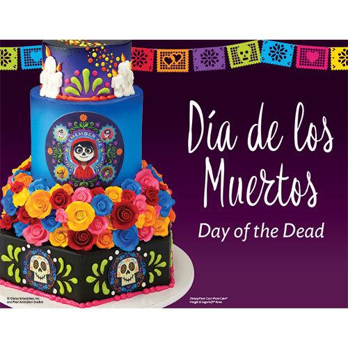 Dia De Los Muertos Flyer - 2018
