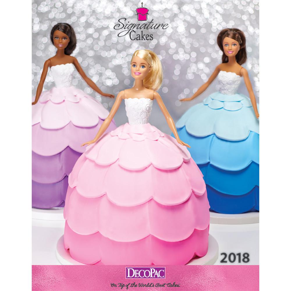 2018 Signature Cakes Manual