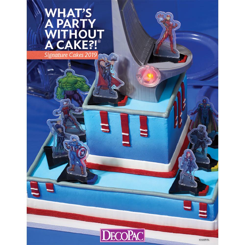 2019 Signature Cakes Manual