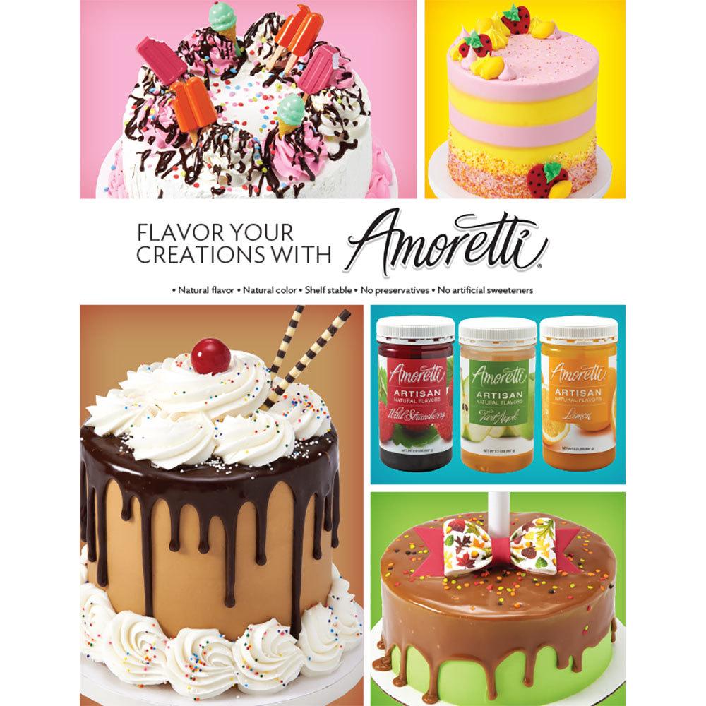 Amoretti Artisan Natural Flavors