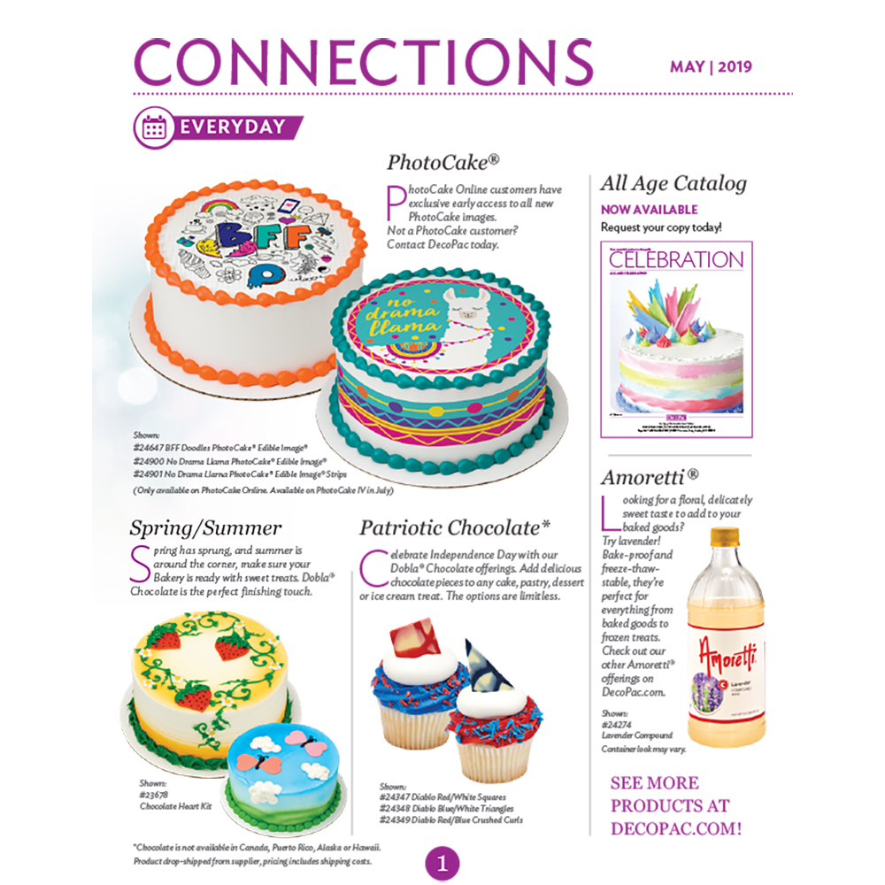 Connections - May 2019