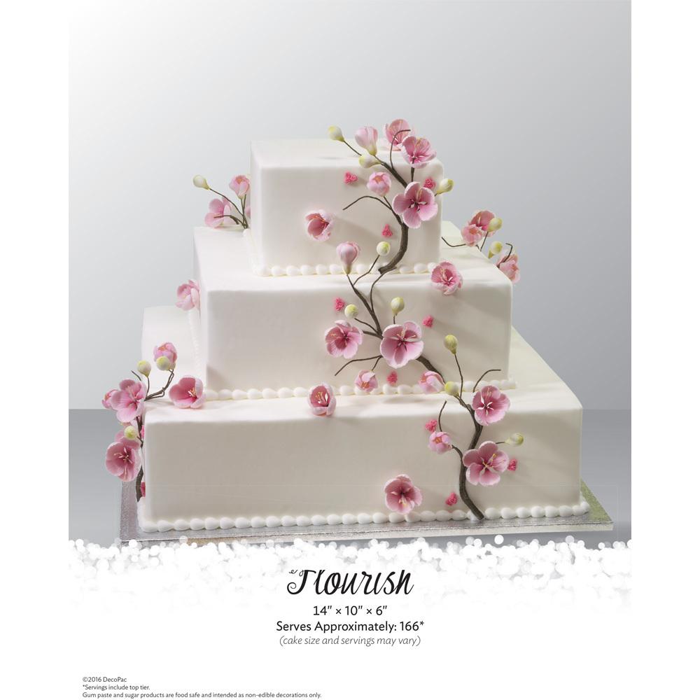 Attractive 14 10 6 Wedding Cake Frieze - The Wedding Ideas ...
