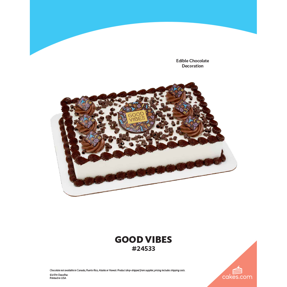 Good Vibes The Magic of Cakes® Page