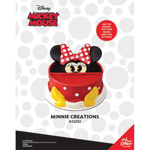 Minnie Mouse Creations The Magic of Cakes® Page