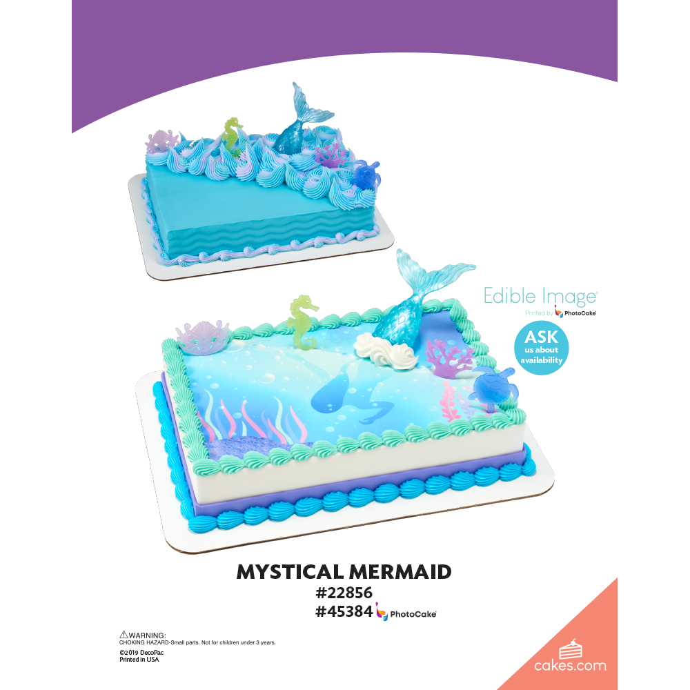 Mystical Mermaid The Magic of Cakes® Page