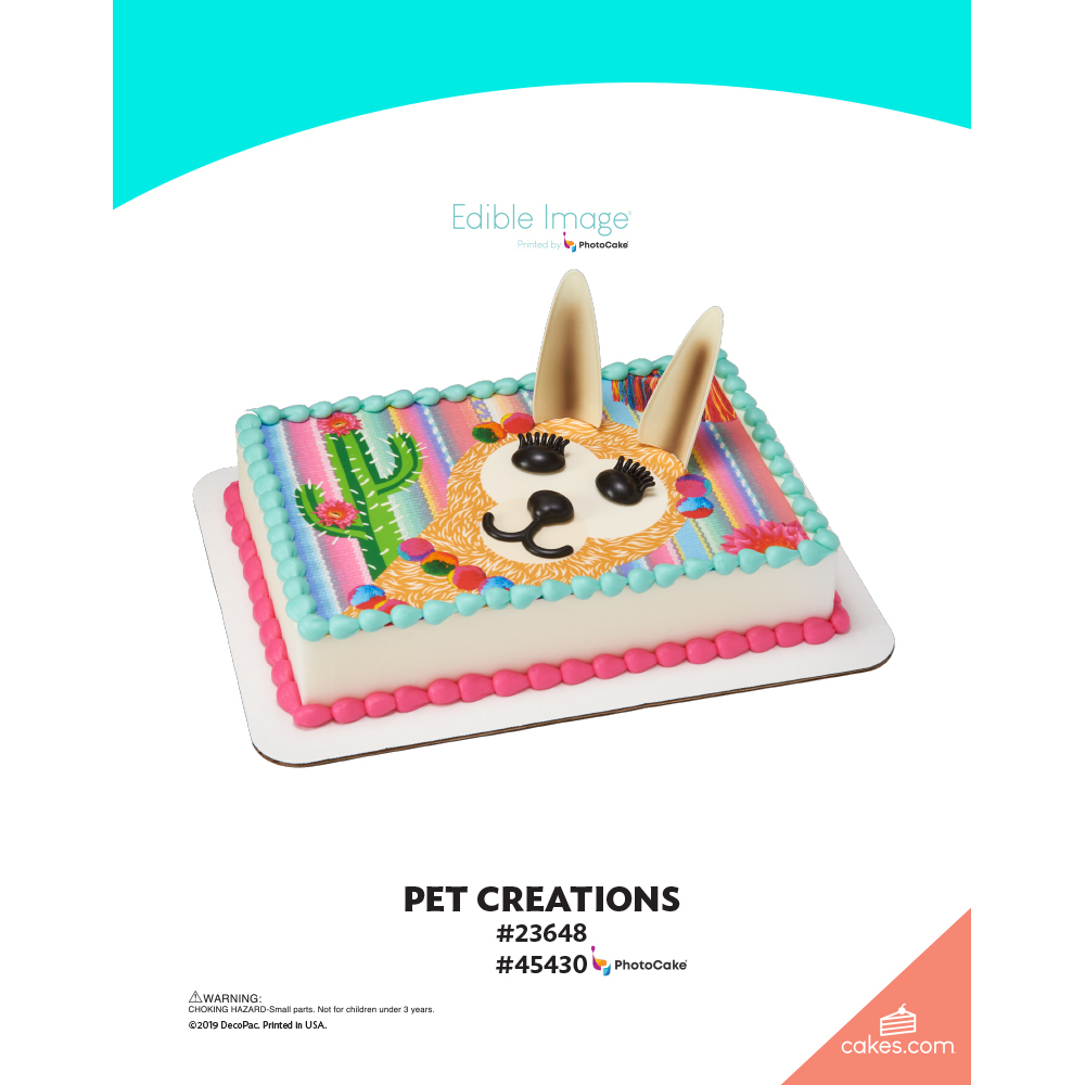 Pet Creations The Magic of Cakes® Page