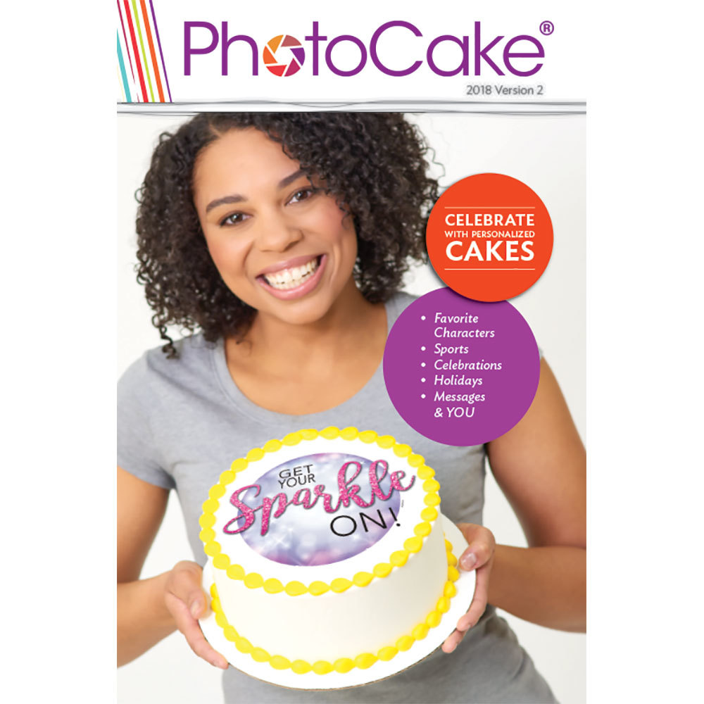 PhotoCake® Update 37 The Magic of Cakes® Book