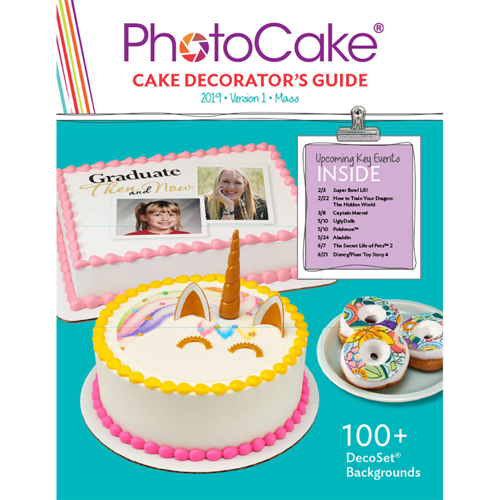 PhotoCake® Update 38 Decorators Guide