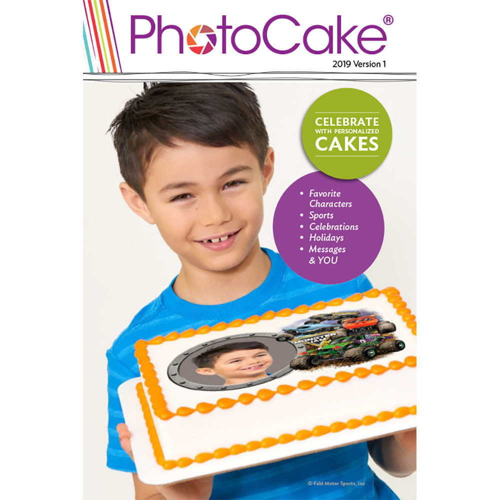 PhotoCake® Update 38 The Magic of Cakes® Booklet