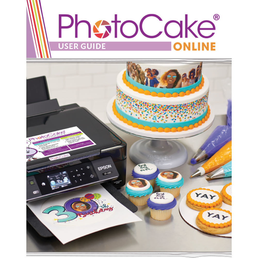 PhotoCake User Guide