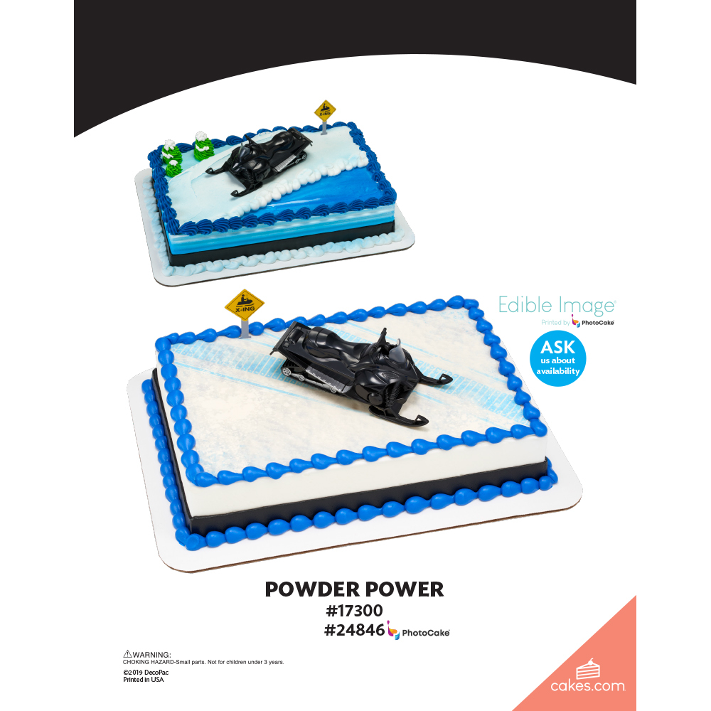 Powder Power The Magic of Cakes® Page