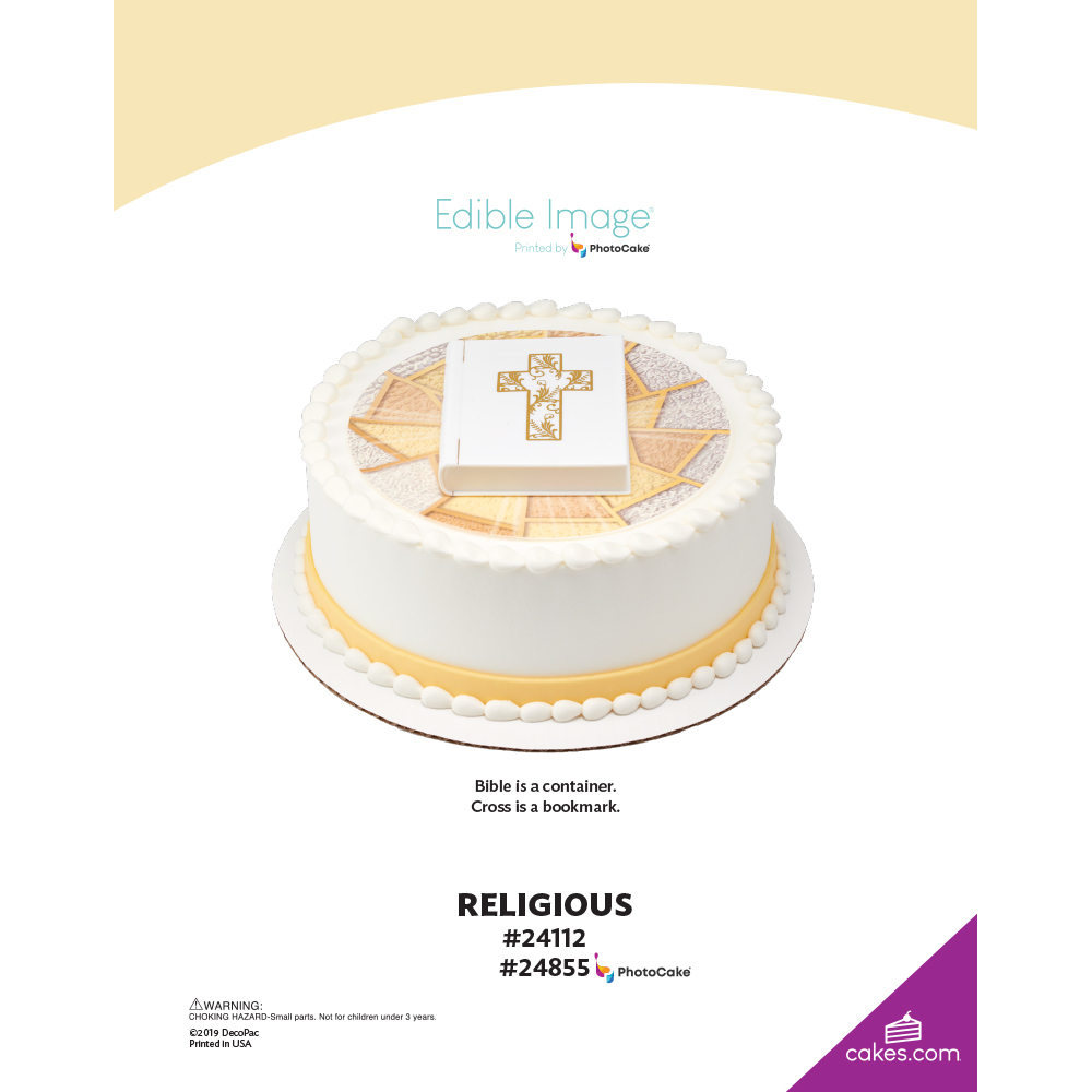 Religious The Magic of Cakes® Page