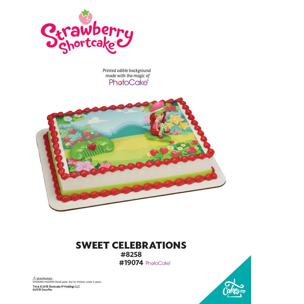 Starwberry Shortcake™ Sweet Celebration DecoSet®