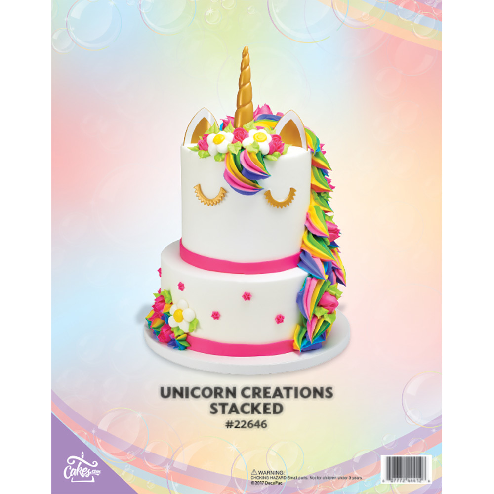 Unicorn Creations DecoSet® The Magic of Cakes® Page