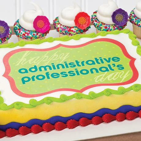 Admin Professional's Week