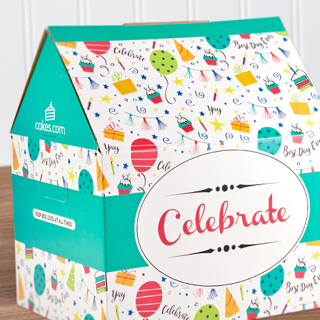 Cake Boxes & Packaging