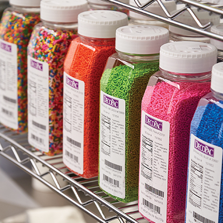 Quins, Sprinkles & Sugars