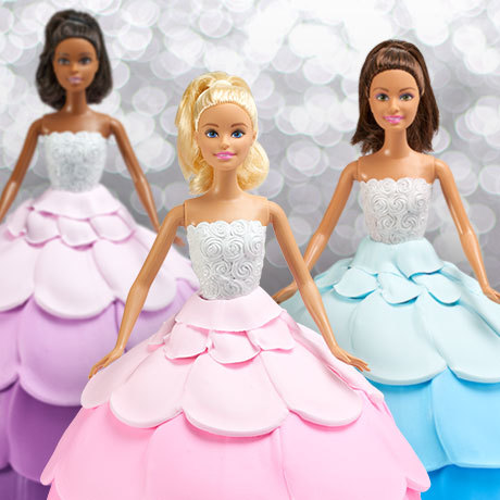 Signature Doll Cakes