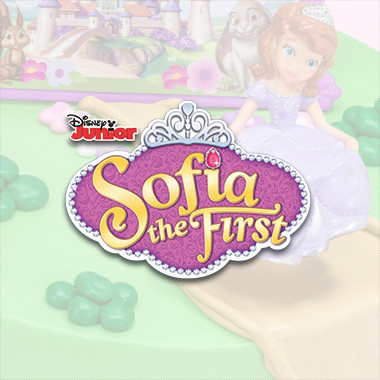 Sofia The First Decopac