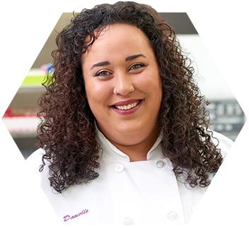 DecoPac Cake Decorator Profile Danielle