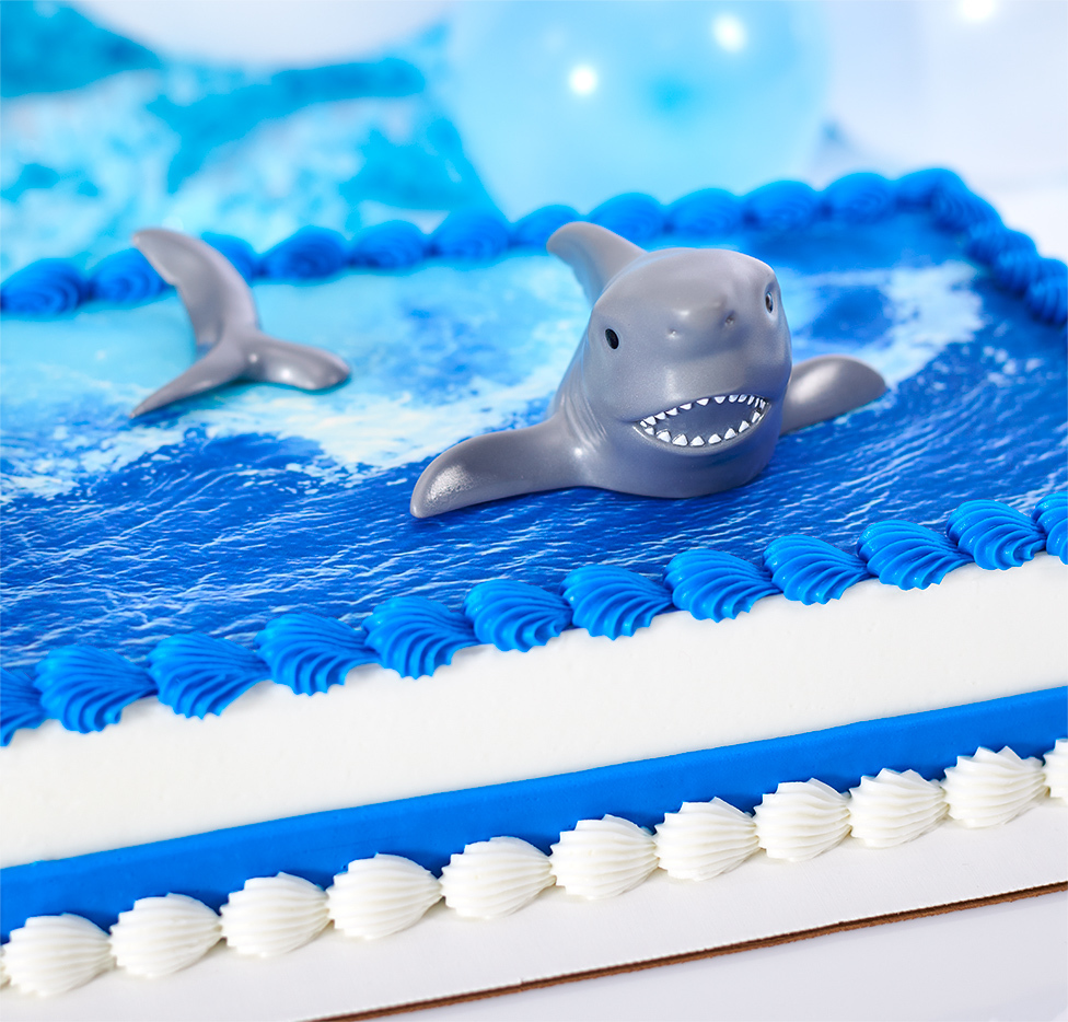 Shark Creations Cake DecoSet PhotoCake