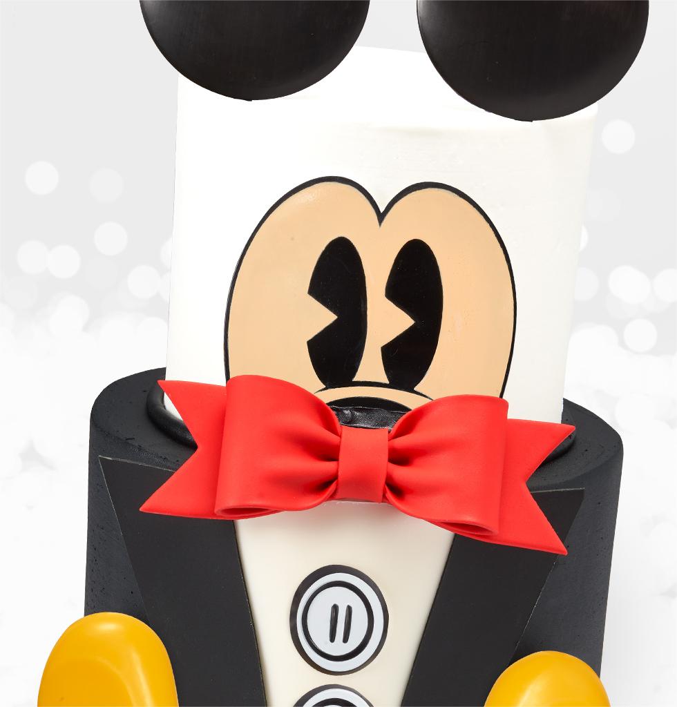 Mickey Mouse Groom Tuxedo