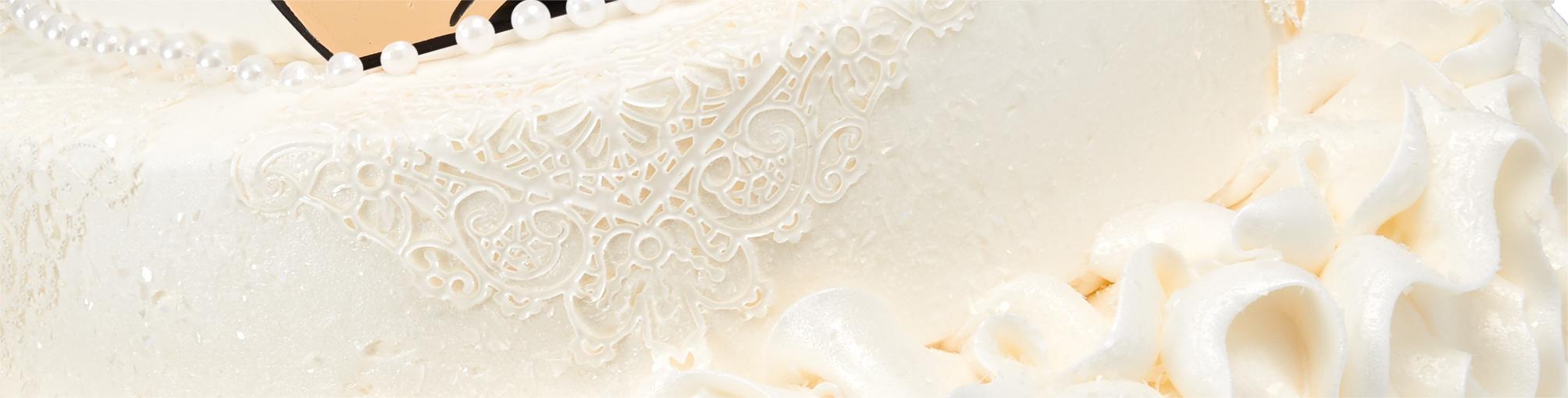 Minnie Mouse Bridal Closeup