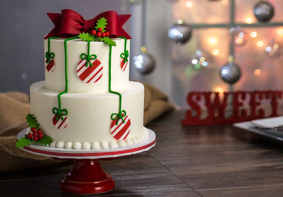 Winter Cake Decorating Ideas Cakes Com