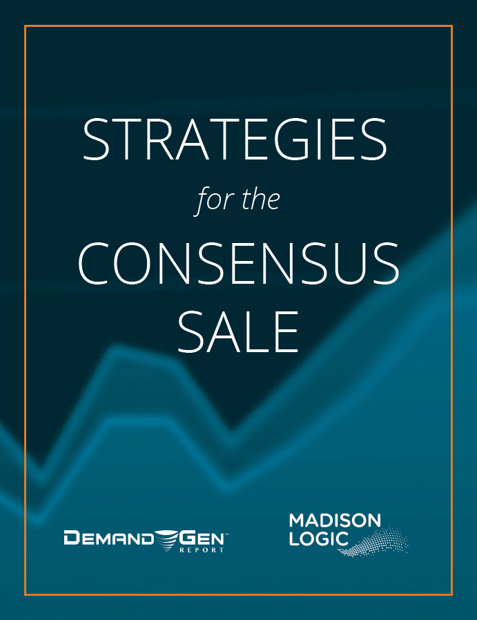 Strategies for the Consensus Sale