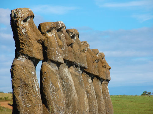 Easter Island Heads Have Bodies Documentary