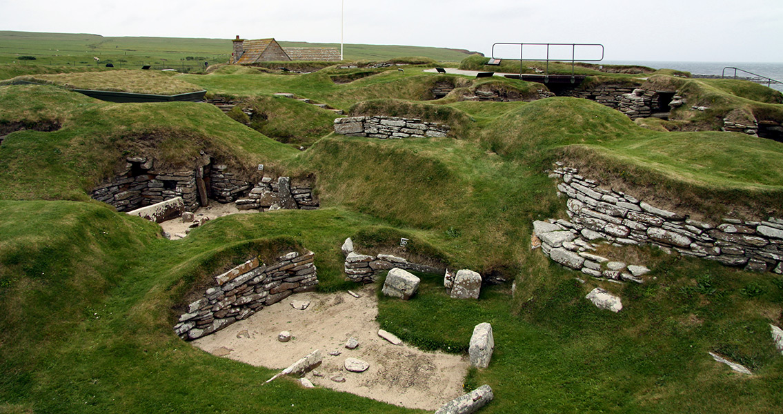Skara-Brae-in-summer