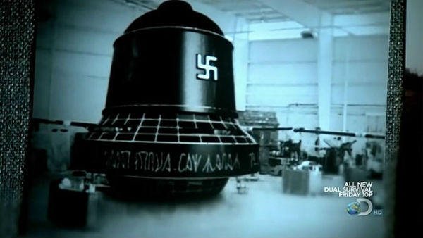 Declassified Documents Released Confirms The Nazi Bell