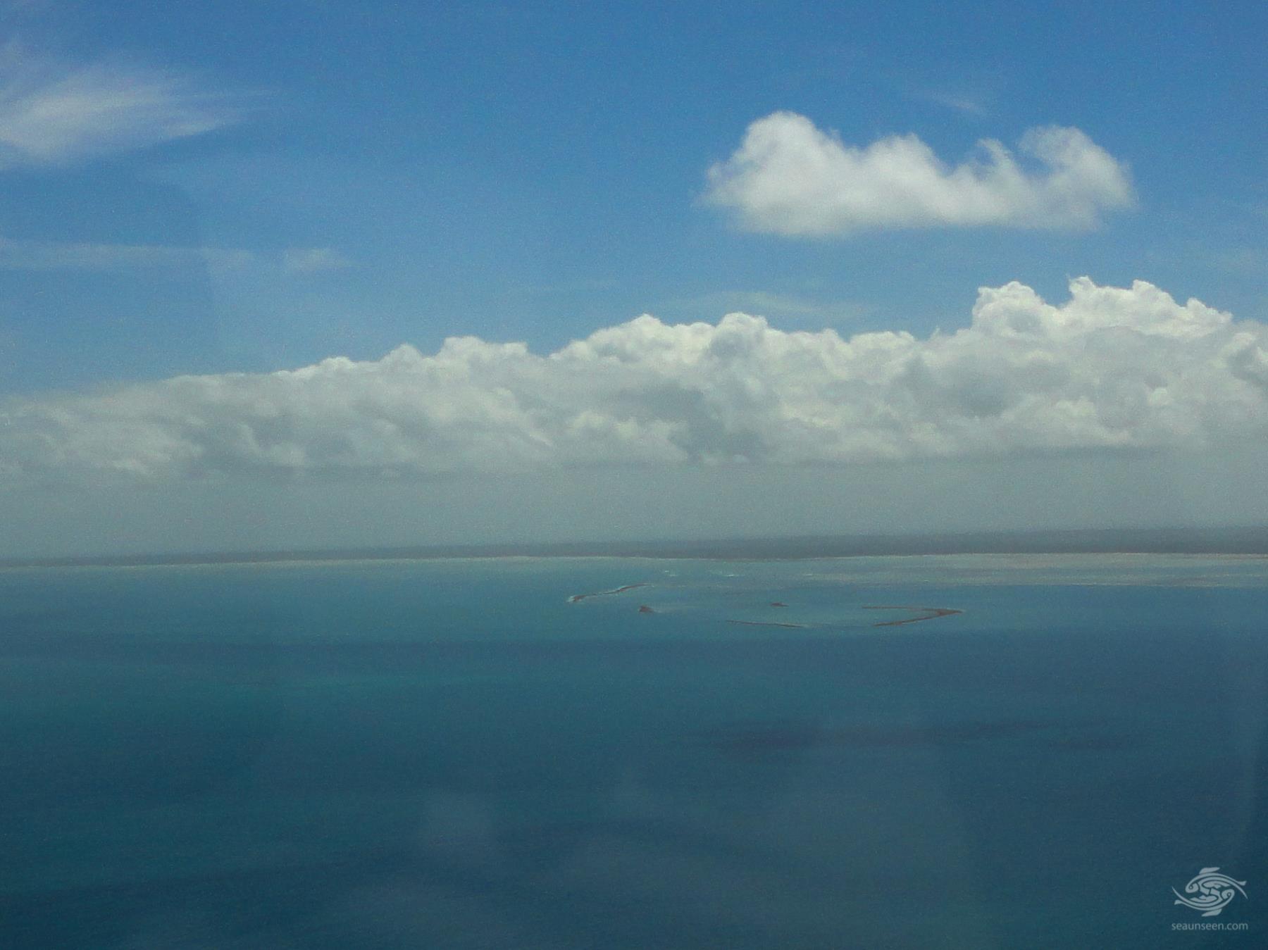 Tanzania Underwater Ruins