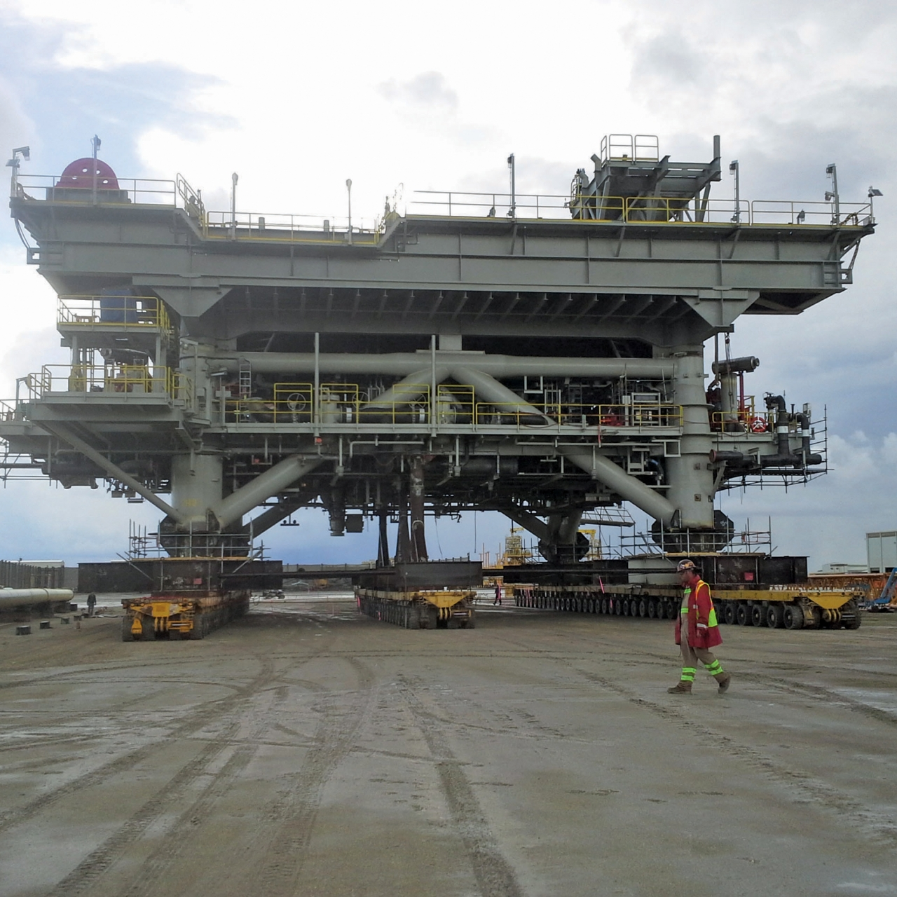 OffShore Platform Project