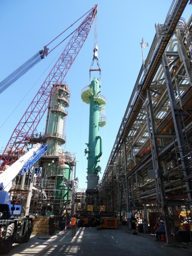 Hydraulic Gantry Deep South Crane