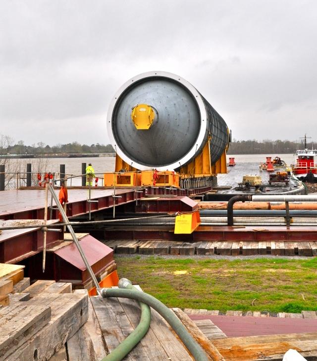 Heavy Transport Services Deep South Crane