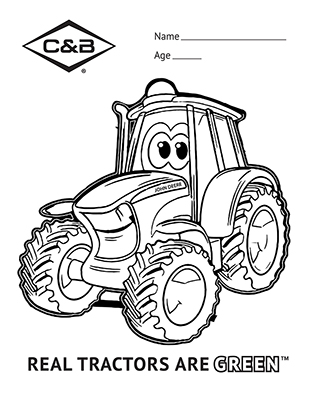 RTAG coloring page