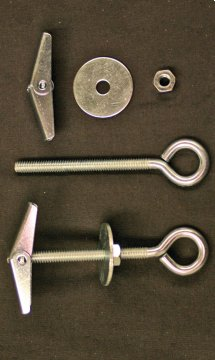 Berkshire Hathaway HomeServices Sign Hardware-880EYEBOLTS_119