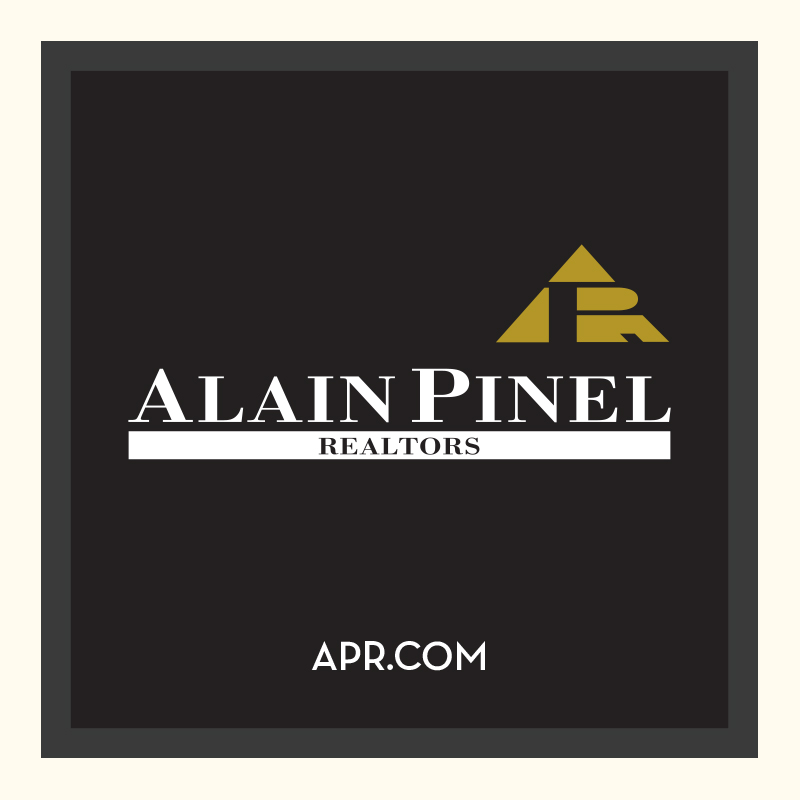 Alain Pinel Realtors Hanging Sign Panels-24X24_OFF_172