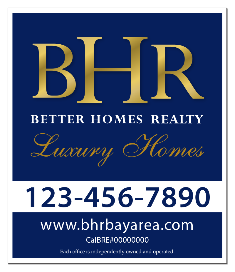 BHR (Better Home Realty) Listing Signs-30X24_LUX1_170