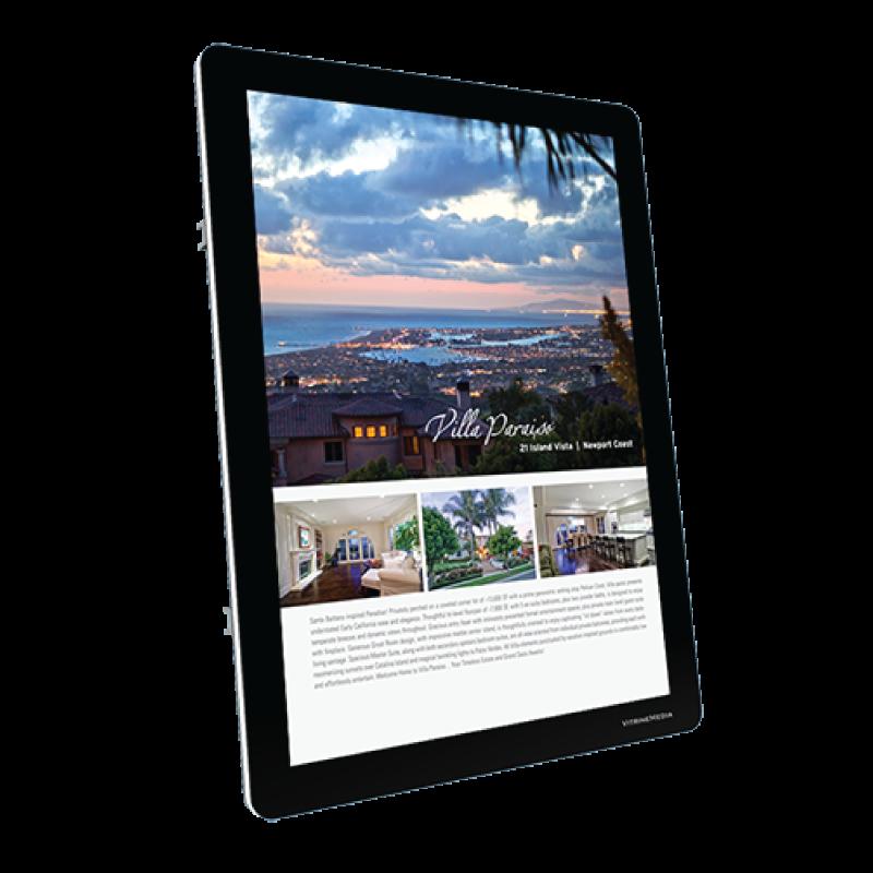 Backlit Displays - Real Estate -VMBOLDCLIPBF_162