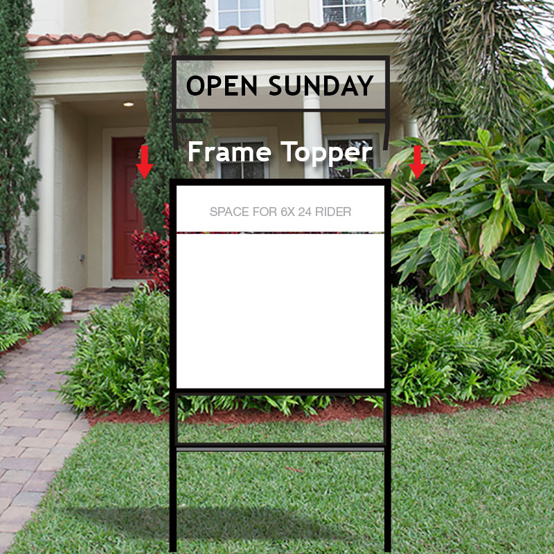 Berkshire Hathaway HomeServices Open House & Directional Signs-FTOPPER_119