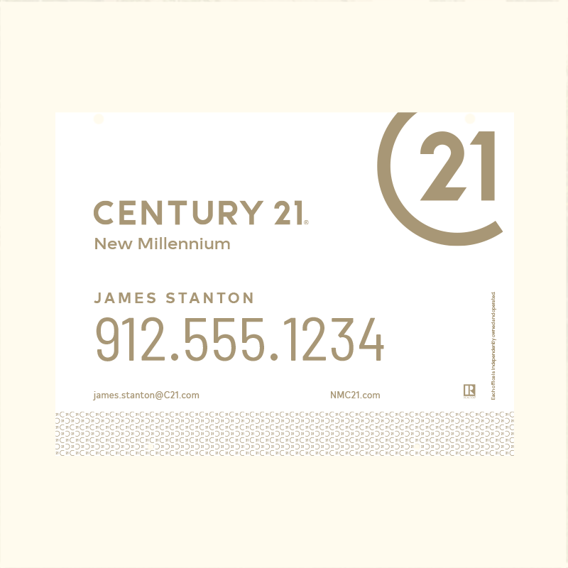 Century 21® Hanging Sign Panels-18X24HA_DES2W_200