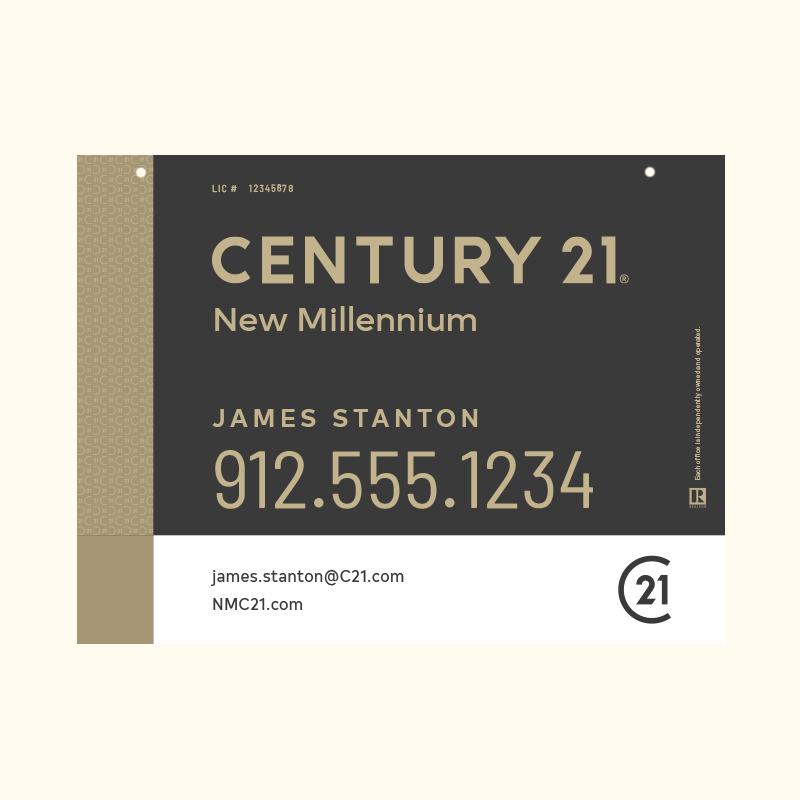 Century 21® Hanging Sign Panels-18X24HA_DES3B_200