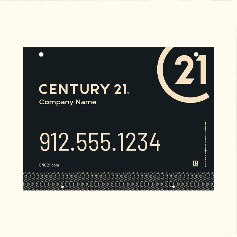 Century 21® Hanging Sign Panels-18X24HO_DES2BHC_200