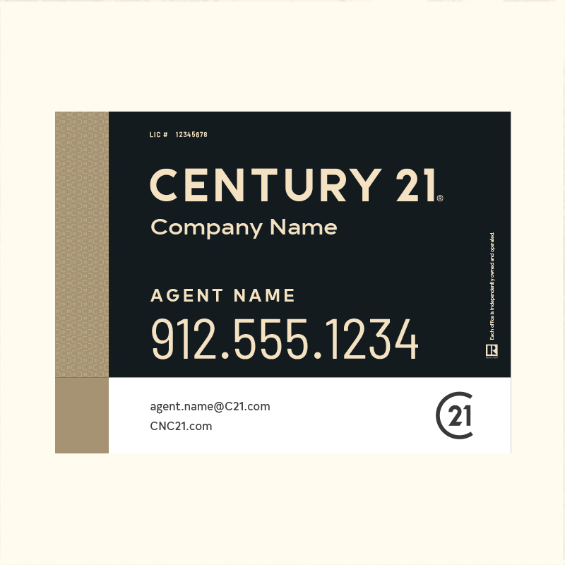 Century 21® Hanging Sign Panels-18X24RA_DES3BHC_200