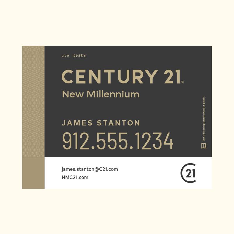 Century 21® Hanging Sign Panels-18X24RA_DES3B_200