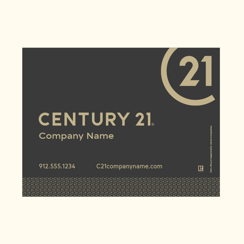 Century 21® Hanging Sign Panels-18X24RO_DES2BP_200