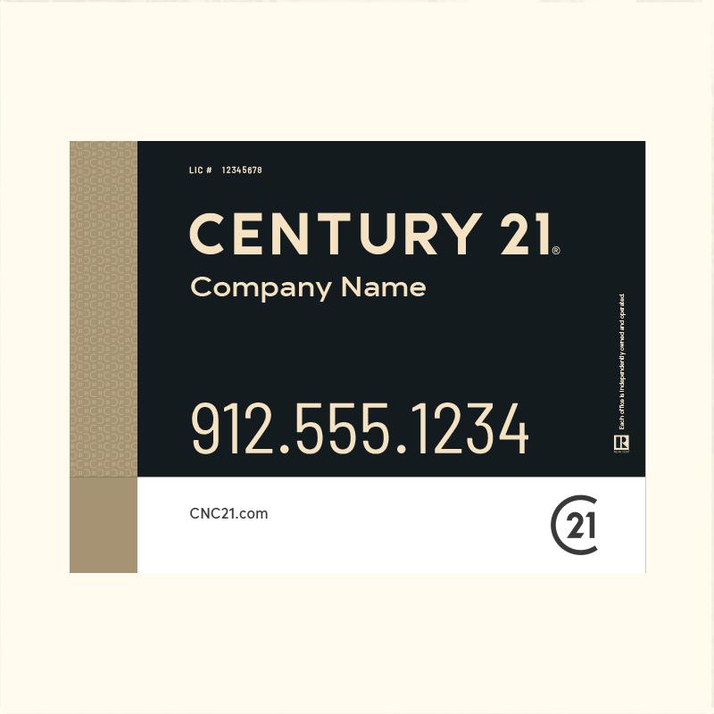 Century 21® Hanging Sign Panels-18X24RO_DES3BHC_200